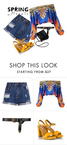 """Untitled #280"" by lifewith-d on Polyvore featuring Alberta Ferretti and Fratelli Karida"