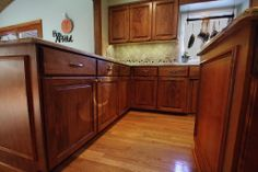 1000 Images About Kitchen Remodel On Pinterest Kitchen Cabinets Flooring And Cherry Cabinets