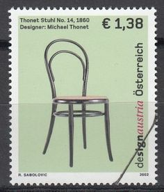 Specimen, Austria Sc1897 Austrian Design, Chair, Michael Thonet