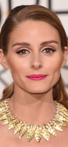 Olivia Palermo at the 2016 Golden Globes