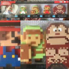 You'd like this one by kammywhite #nes #microhobbit (o) http://ift.tt/1Mi3o4x really like the World of Nintendo figures. I've got a few Samus Fox & Link & thought the 8bit range of figures looked really cool but buying them at a reasonable price was a different matter. These figures retail for 4 but I haven't seen them in stores & Ebay seller prices are ridiculous. I've seen a couple DK for 20 each but haven't even seen a green Link for sale. Then I found this 5 pack. It includes an…