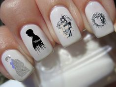 """There are nail collections. 
