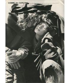 Campagne Comme des Garçons 1980