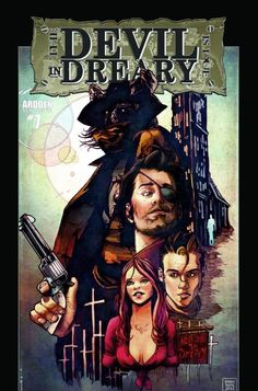 The Devil Is Due In Dreary #1 Comic Book