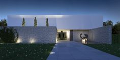 Gallardo Llopis Arquitectos | House project in a golf course
