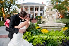 Our southern and glamorous wedding at Victoria Belle Mansion @Victoria Belle  *Courtesy of Mac + Cheese Photography | Southern Glam wedding