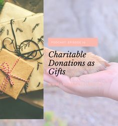 In this episode of The Sustainable Style Podcast, we discuss the ultimate zero-waste, zero-clutter, zero-shipping-time gift - charitable donations! Sustainable Style, Sustainable Fashion, Period Kit, Days For Girls, Poverty And Hunger, Charitable Donations, Minimalist Christmas, Fair Trade Fashion, Gift Of Time