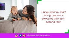 Happy Birthday Mother Images Free Download - Happy Birthday Wishes Happy Birthday Mom Images, Happy Birthday Mother, Mom Birthday Quotes, Special Birthday, Happy Birthday Wishes, Image Mom, Mother Images, Mother Quotes, Dads