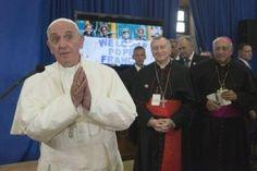 Papa Francisco recuerda a Martin Luther King en su visita a una escuela en Harlem