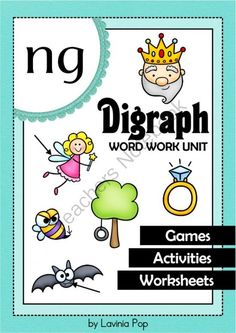 digraph the aim is to familiarize students with the digraph s sound ...