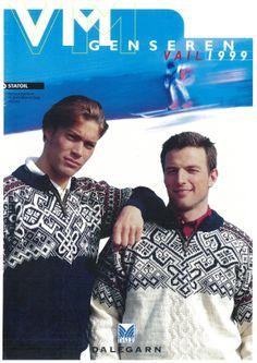 . Knitting Needles, Knitting Yarn, Norwegian Knitting, Pattern Books, Sweater Weather, Snowboarding, Norway, Nostalgia, Mens Sunglasses