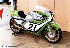 Kawasaki KR500 Daytona