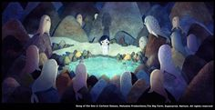 Song of the Sea - an animated feature film: Gkids picks up Song of the Sea