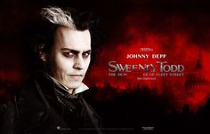 sweeney todd : High Definition Background