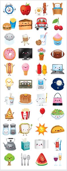 Newest Photo Printable Stickers emoji Tips One of several (many) benefits of your internet can be printables. Free Planner, Planner Pages, Printable Planner, Happy Planner, Printables, Planner Stickers, Journal Stickers, Stickers Kawaii, Free Stickers