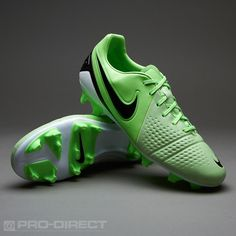 4fd7376d29e0 Nike Soccer Shoes - Nike CTR360 Trequartista III FG - Firm Ground - Soccer  Cleats - Fresh Mint-Black-Neo Lime