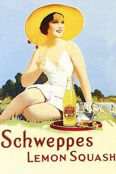Schweppes Lemon Squash http://fleetingfancies.tumblr.com/page/100
