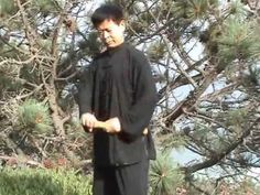 Tai Chi Bang: Eight-Immortal Flute By Jesse Tsao - YouTube