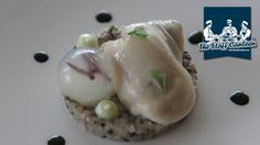 3-Michelin star Azurmendi chef Eneko Atxa creates a recipe of Oyster tar...