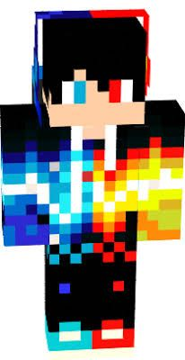 Minecraft Boy Skins Blue Dj Boy Skin Minecraft Pinterest Dj - Nova skins fur minecraft