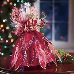kurt adler tree topper how to change lightbulb