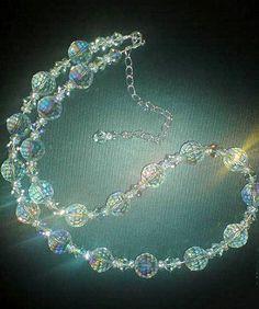 Sparkle Drops Necklace