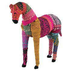 Flicka Horse Décor