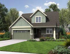 House Plan 48 643 Simple Design Craftsman Plans Exterior