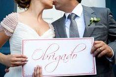 cartão de agradecimento casamento - Pesquisa do Google
