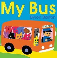 A bus driver heads out on his route, stopping at one bus stop after another to pick up passengers. (Grades: Prek-2) Call number: PZ7.B2848 Mw 2014