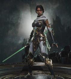 Fantasy Characters, Female Characters, Jade Mortal Kombat, Neverwinter Nights, Dragon's Dogma, Hype Wallpaper, Mileena, Female Character Design, Cosplay