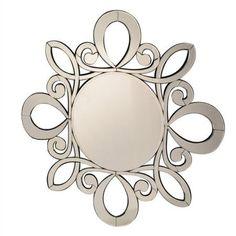 Fine Mod Circles Mirror