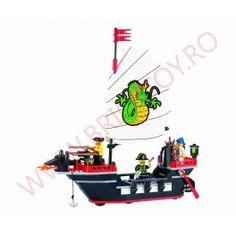Jucarii lego corabie pirati