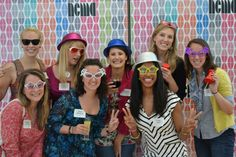 Fun photobooth pic & a great event review by Cristina Roman. #ncmapinup