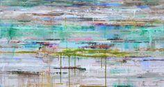 "Saatchi Art Artist Ingeborg Herckenrath; Painting, ""Miami Reflection"" #art"