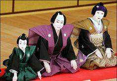 Teatro Japones - Kabuki