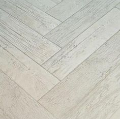 Gray Or White Washed Wood Floors In A Herringbone Pattern Do With Pine Boards