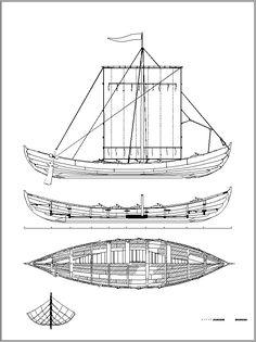 Viking ship pla n talja. Model Sailing Ships, Model Ships, Norwegian Vikings, Ship Drawing, Hobbies For Women, Norse Vikings, Viking Ship, Boat Design, Small Boats