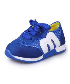 save off 6397a 79f80 Kids Boys Girls Light Weight Lace-up Breathable Sneakers for Running ( Toddler Little Kid) - Blue2 - CV17YTURC80