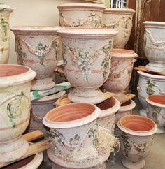Anduze Pottery Love