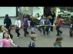 """The wonderful Artie Almeida presents """"The Nutcracker March"""" with the stretchy band, or """"super stretchy"""" as calls it! One of my favorites."""