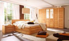 GAMMA Kleiderschrank/Massivholzschrank 202 cm   ohne Schubkasten