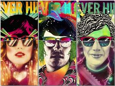 ray ban never hide colorize