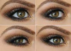 brown eye makeup - Google Search