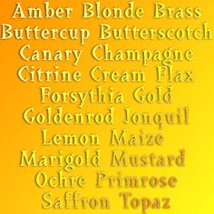 shades-of-yellow