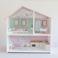 Our wood-based barbie dolls residence selection possesses a choice of different styles and sizes, our wooden plush animals holds are divinely detailed in and out. Ikea Dollhouse, Girls Dollhouse, Dollhouse Shelf, Dollhouse Dolls, Deco Zen, Princess Bedrooms, Doll House Plans, Barbie Doll House, Barbie Dolls