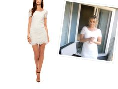 Lace Dress with Scoop Back by Lovemarks from Ali Fedotowskyon OpenSky $68