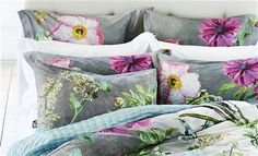 Bed Pillows, Pillow Cases, Bedding, Beautiful, Home, Pillows, Bed, Comforters, Linen Bedroom