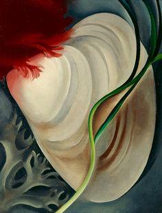 Georgia O'Keeffe (1887-1986), Shell No. 2, 1928
