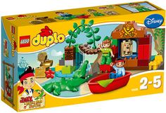 LEGO Duplo 10526 Jake Peter Pan's Visit Preschool Building Set Imperfect Package for sale online Toys R Us, Lego Duplo, Toddler Preschool, Toddler Toys, Kids Toys, Building Blocks Toys, Buy Lego, Treasure Maps, Lego Disney